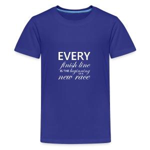 Quote Tee - Kids' Premium T-Shirt
