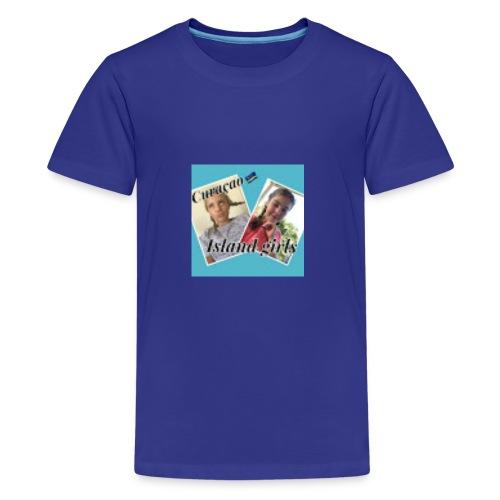 IslandGirls - Kids' Premium T-Shirt