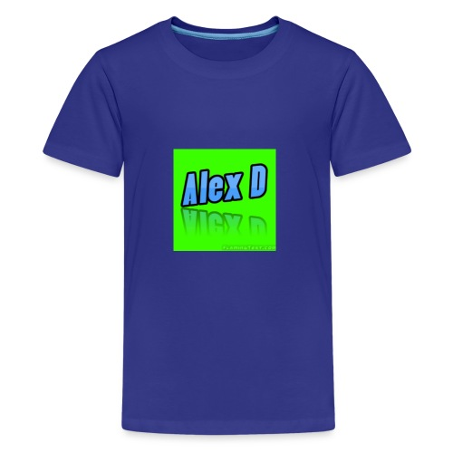 Alex D Doz Comedy Merchandise! - Kids' Premium T-Shirt