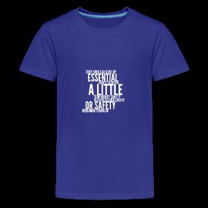 Benjamin Franklin - Kids' Premium T-Shirt