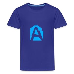 Abstrakt Simplistic - Kids' Premium T-Shirt