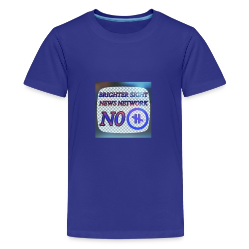 NO PAUSE - Kids' Premium T-Shirt