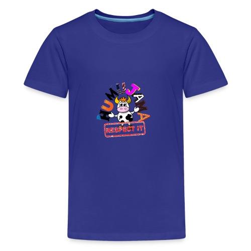 HUMUJAMA - Kids' Premium T-Shirt