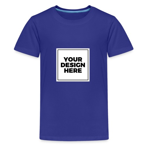 design - Kids' Premium T-Shirt