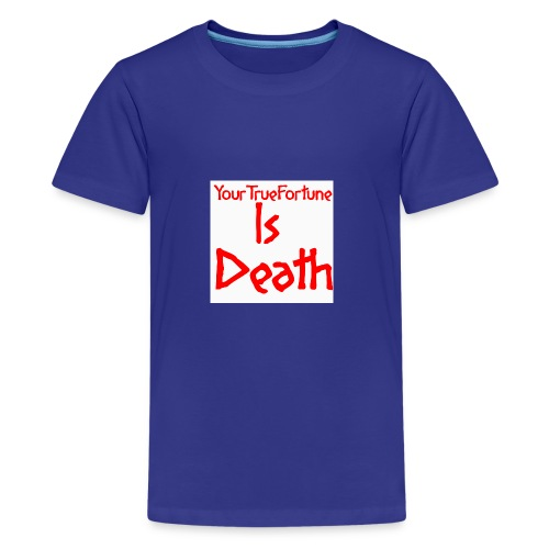 YOUR TRUE FORTUNE - Kids' Premium T-Shirt