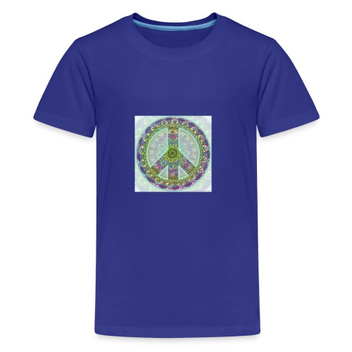 peace sign - Kids' Premium T-Shirt