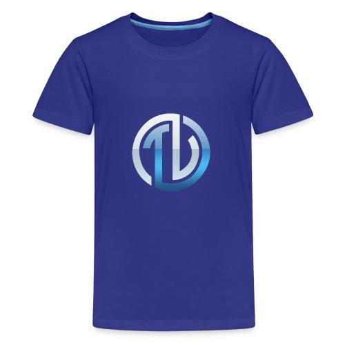 Official Trainer Vlogs Merch - Kids' Premium T-Shirt