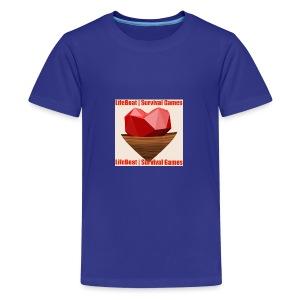 LifeBoat Custom Logo - Kids' Premium T-Shirt