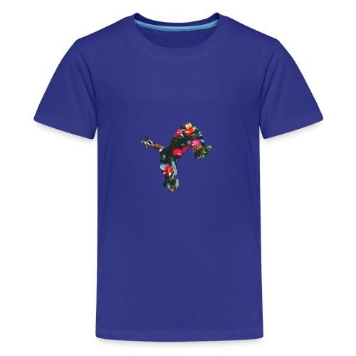Tropical uproar flip logo - Kids' Premium T-Shirt