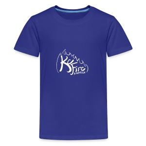 KC Fire Bright Design - Kids' Premium T-Shirt