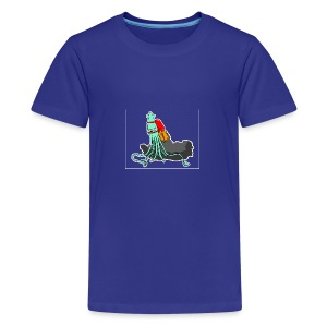 Squidrocket - Kids' Premium T-Shirt