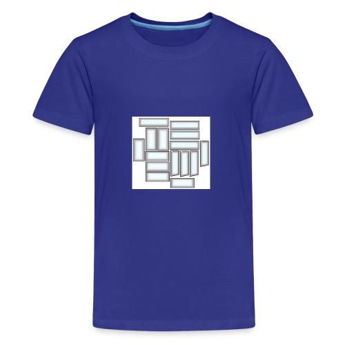 KD15 Logo - Kids' Premium T-Shirt