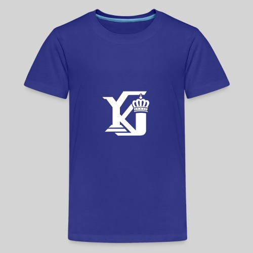 Evolve Sports Young King 17 - Kids' Premium T-Shirt