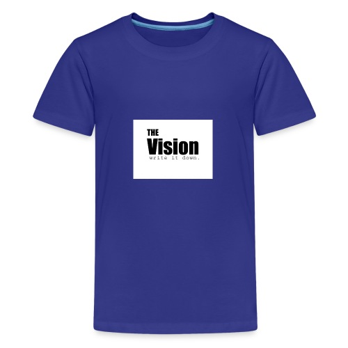 the_vision - Kids' Premium T-Shirt