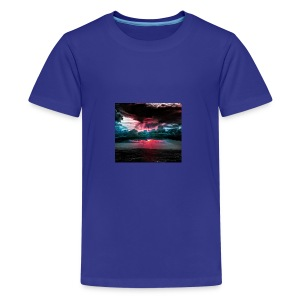 Colorful Sky - Kids' Premium T-Shirt