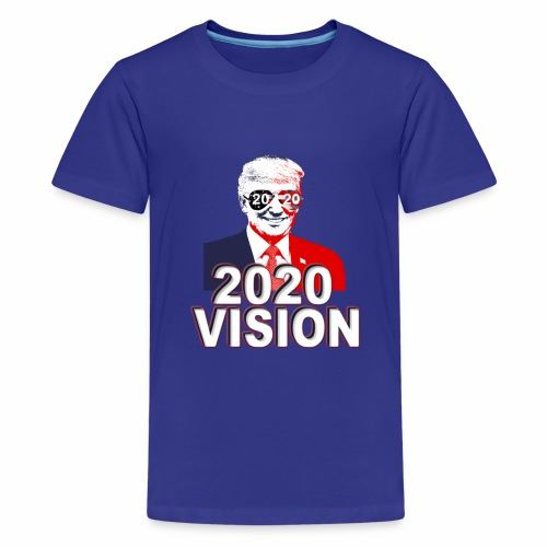 Donald Trump 2020 Vision - Kids' Premium T-Shirt
