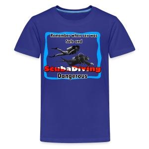 Dangerous - Kids' Premium T-Shirt