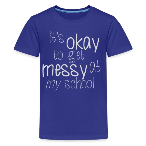 School Pride - Kids' Premium T-Shirt
