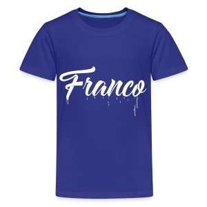 Franco Paint - Kids' Premium T-Shirt