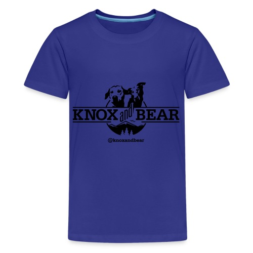 knox-and-bear - Kids' Premium T-Shirt