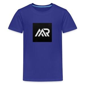mr.miner logo - Kids' Premium T-Shirt
