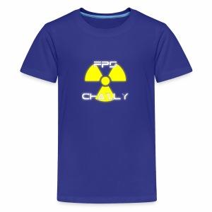 FPSchazly Logo - Kids' Premium T-Shirt