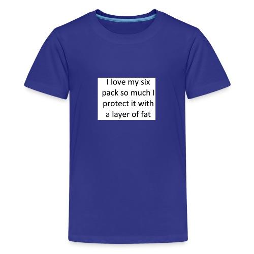 funny phone case - Kids' Premium T-Shirt
