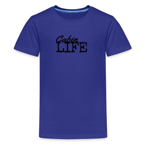 Cabin Life by Ellaland - Kids' Premium T-Shirt
