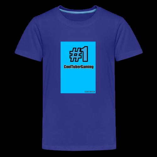 CoolTubergaming Shirts Mens,Women's and kids - Kids' Premium T-Shirt