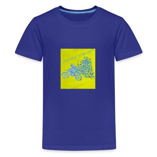 Catching some air - Kids' Premium T-Shirt