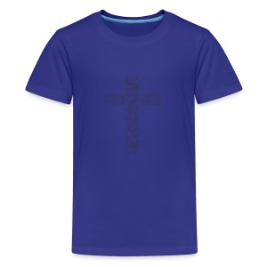 Jesus, I live for you! - Kids' Premium T-Shirt