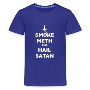 Hail Satan T Shirts - Kids' Premium T-Shirt