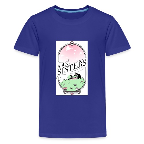 The Able Sisters - Kids' Premium T-Shirt