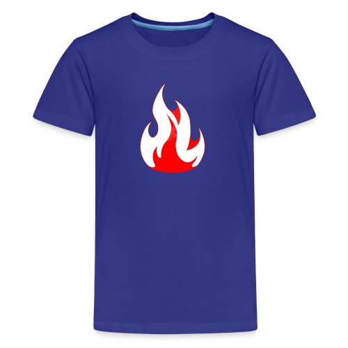 flame - Kids' Premium T-Shirt