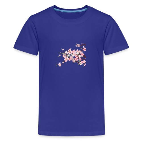Blossoms - Kids' Premium T-Shirt
