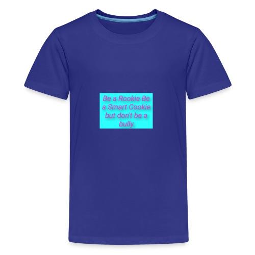 Stand up to bullies - Kids' Premium T-Shirt