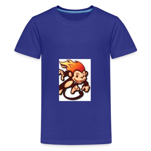 Road runner - Kids' Premium T-Shirt