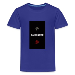 DraX Squad Game ED - Kids' Premium T-Shirt