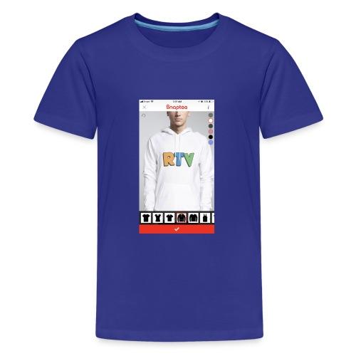 C7251822 7B0B 4B38 9EF3 3465DBCAA008 - Kids' Premium T-Shirt