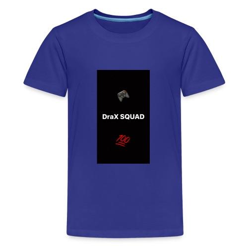 DraX Squad Game ED - Kids' Premium T-Shirt