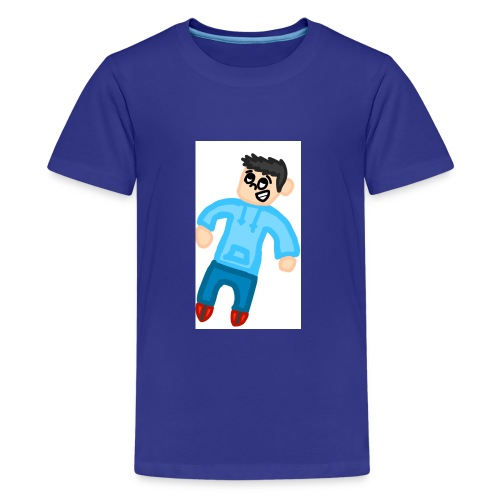 JiggleBro Full - Kids' Premium T-Shirt