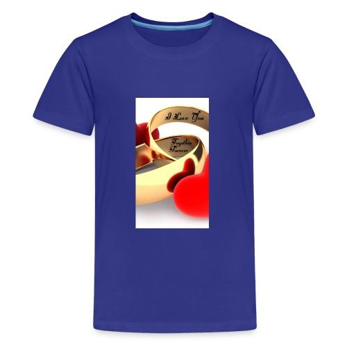Forever Love - Kids' Premium T-Shirt