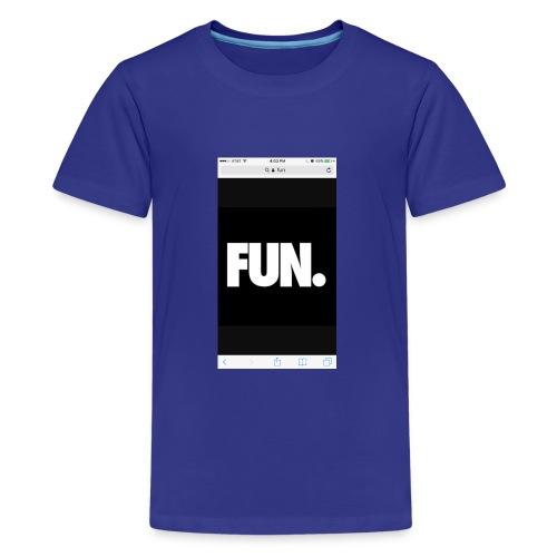 014Kadin fun - Kids' Premium T-Shirt