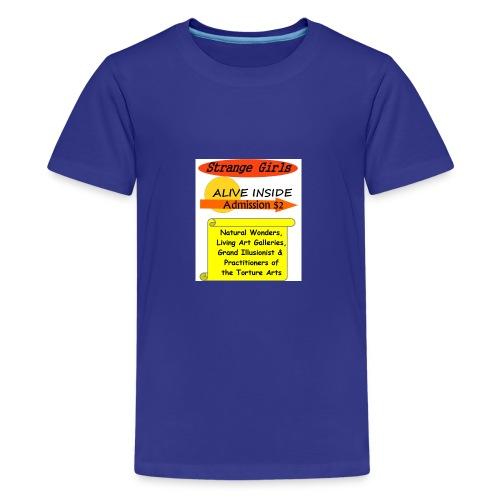 Strange Girls - Kids' Premium T-Shirt