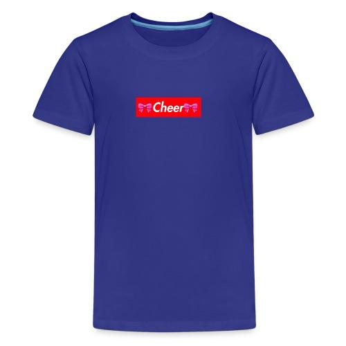 Cheer Merchandise - Kids' Premium T-Shirt