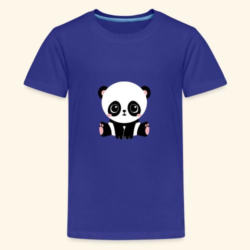 Cute Panda - Kids' Premium T-Shirt