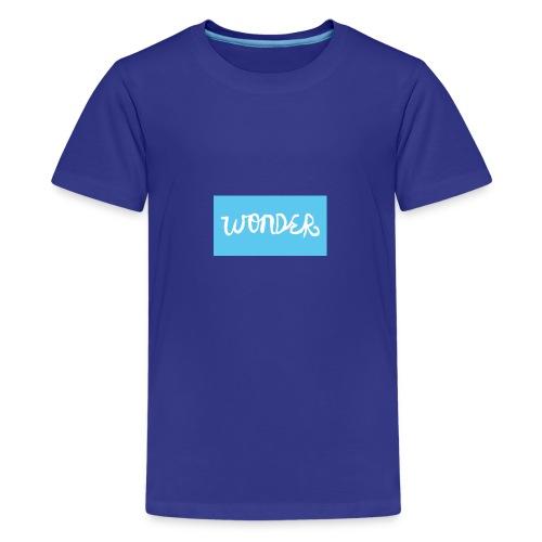 THE WONDER MOVEMENT - Kids' Premium T-Shirt
