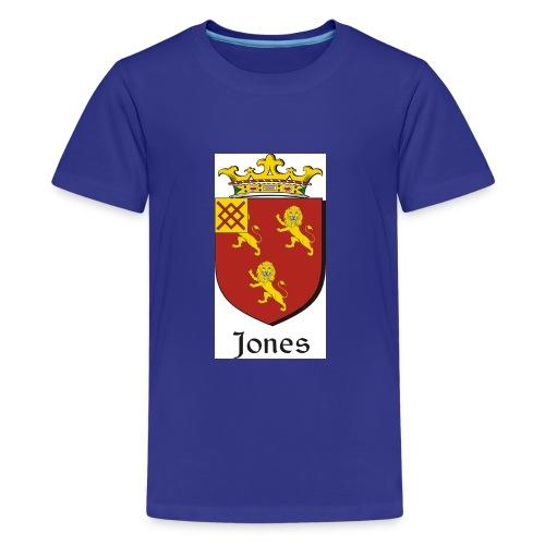 Jones Irish Crest - Kids' Premium T-Shirt