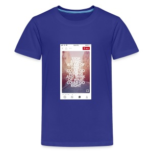 632FC330 0635 4343 B595 FF9958561445 - Kids' Premium T-Shirt