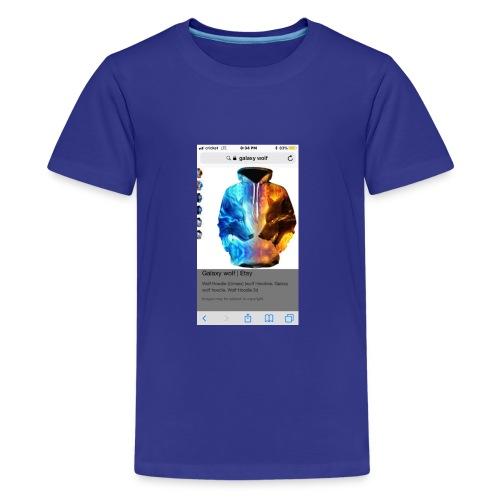 C096DB11 5819 40AC AEA8 76827E56D335 - Kids' Premium T-Shirt